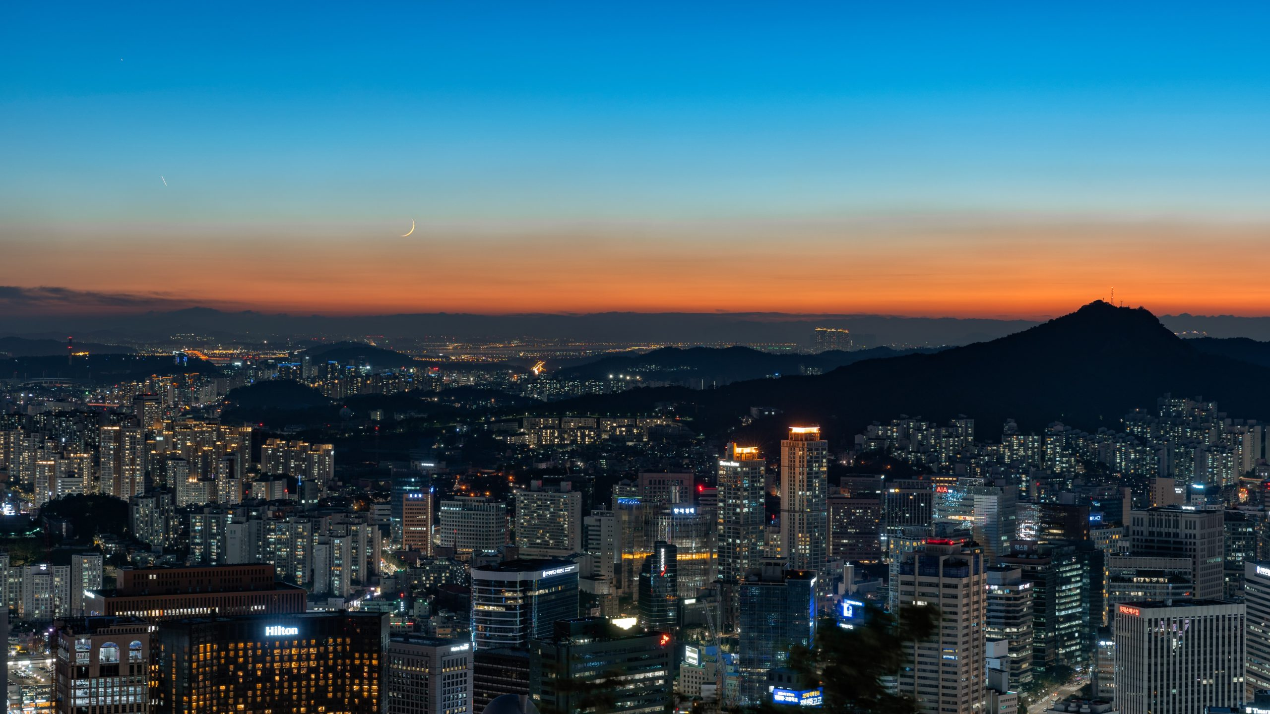Seoul, South Korea - Namsan Hill - Photo by Ping Onganankun on Unsplash